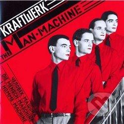 Kraftwerk: The Man Machine LP - Kraftwerk