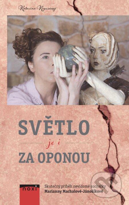 Fatimma.cz Světlo je i za oponou Image