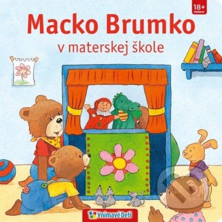 Interdrought2020.com Macko Brumko v materskej škole Image