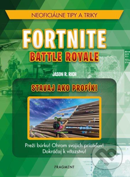 Fatimma.cz Fortnite Battle Royale: Stavaj ako profík! Image
