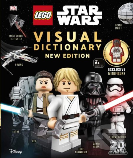 LEGO Star Wars Visual Dictionary - Dorling Kindersley