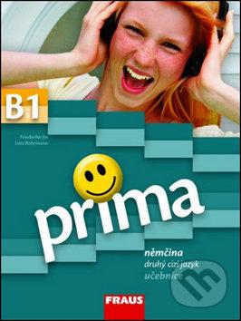 Fatimma.cz Prima B1 Němčina jako druhý cizí jazyk učebnice Image