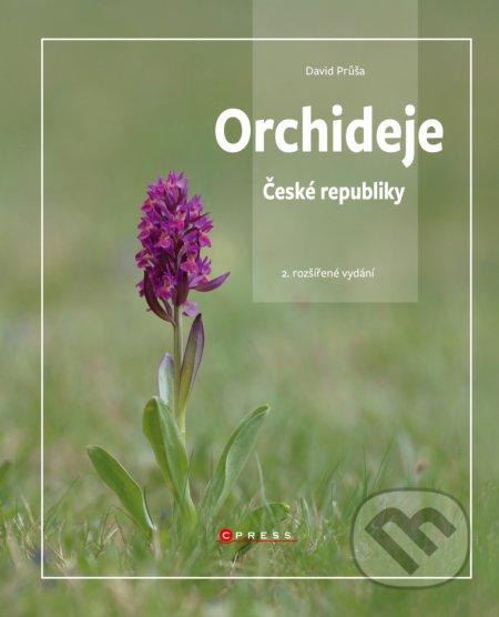 Orchideje České republiky - David Průša