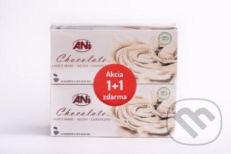 ANi Mushroom white Chocolate 1 + 1 zadarmo - Ani