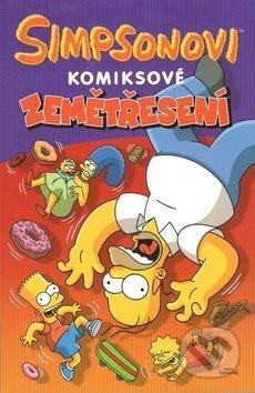 Interdrought2020.com Simpsonovi: Komiksové zemětřesení Image