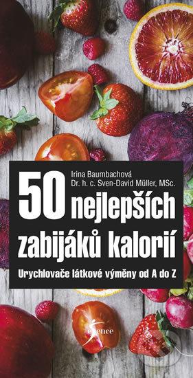 50 nejlepších zabijáků kalorií - Sven-David Müller