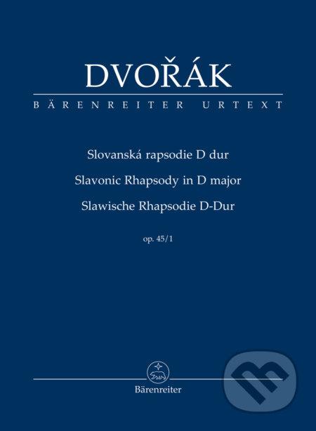 Fatimma.cz Slovanská rapsodie As Dur op. 45-1 Image