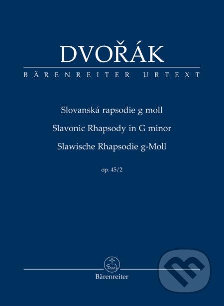 Fatimma.cz Slovanská rapsodie As Dur op. 45-2 Image
