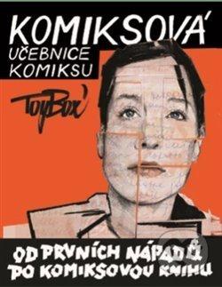 Fatimma.cz Komiksová učebnice komiksu Image