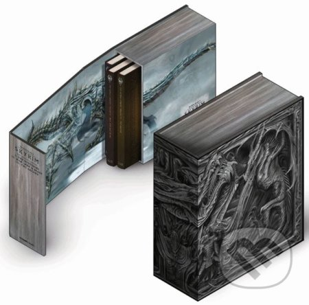The Skyrim Library (Volumes I - III) - Titan Books