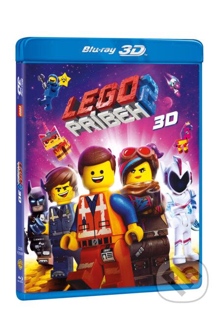 Lego príbeh 2 3D Blu-ray3D