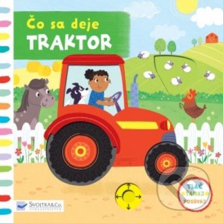 Removu.cz Čo sa deje: Traktor Image
