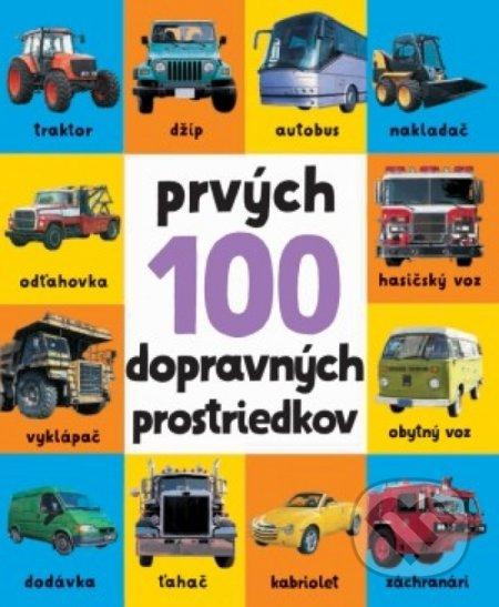 Prvých 100 dopravných prostriedkov - Svojtka&Co.