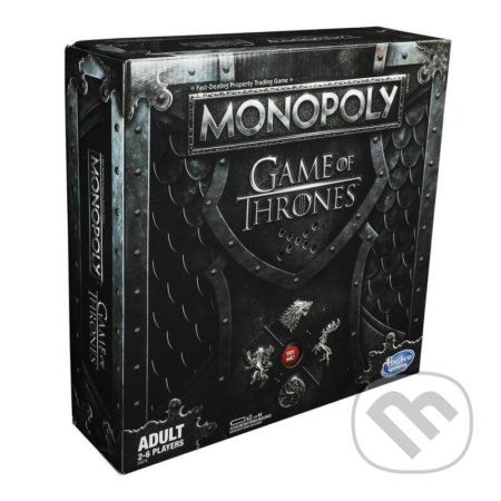 Monopoly Game of Thrones -