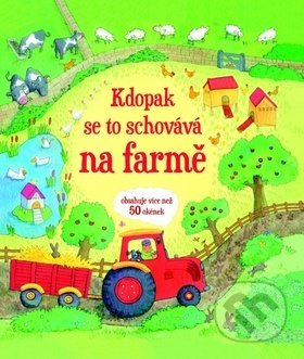 Kdopak se schovává na farmě - Svojtka&Co.