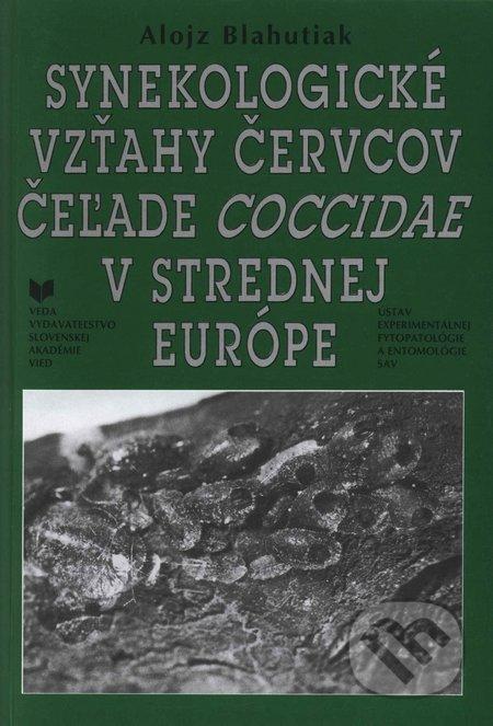 Fatimma.cz Synekologické vzťahy červcov čeľade Coccidae v strednej Európe Image