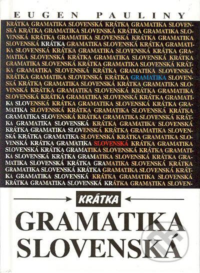 Fatimma.cz Krátka gramatika slovenská Image