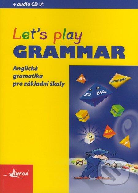 Let´s play Grammar - Barbara Ściborowska, Joanna Zarańska