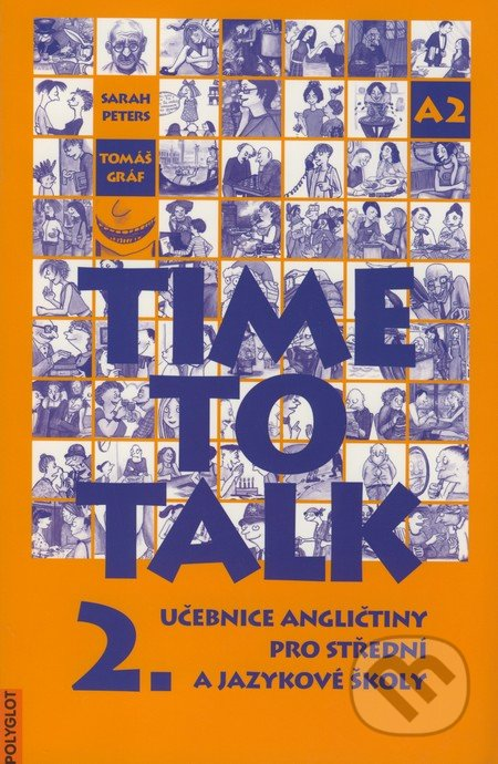 Venirsincontro.it Time to Talk - Kniha pro studenty (2. díl) Image