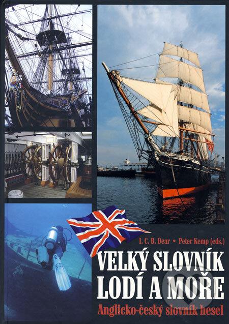 Newdawn.it Velký slovník lodí a moře Image
