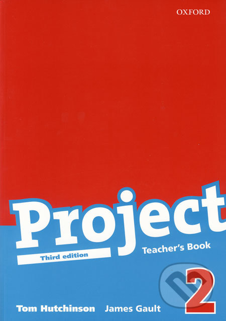 Project 2 - Teacher´s Book - Tom Hutchinson, James Gault