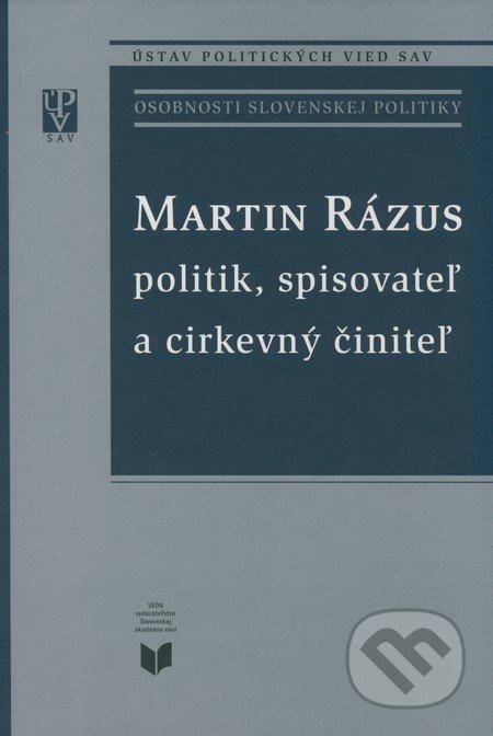 Fatimma.cz Martin Rázus - politik, spisovateľ a cirkevný činiteľ Image