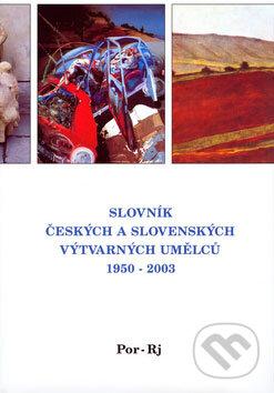 Removu.cz Slovník českých a slovenských výtvarných umělců 1950 - 2003 (Por - Rj) Image