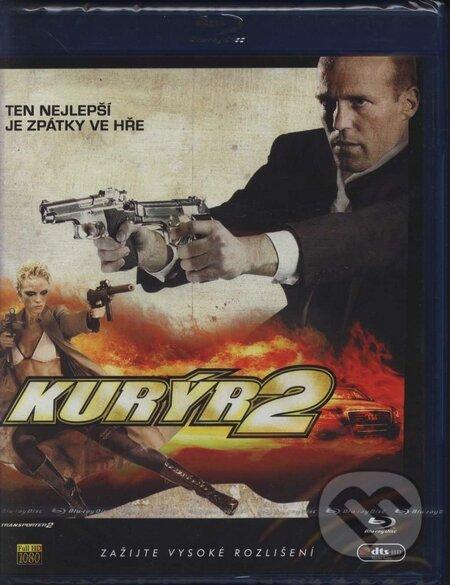 Kuriér 2 Blu-ray