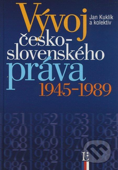 Peticenemocnicesusice.cz Vývoj československého práva 1945 - 1989 Image