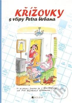 Fatimma.cz Křížovky s vtipy Petra Urbana (modrá) Image