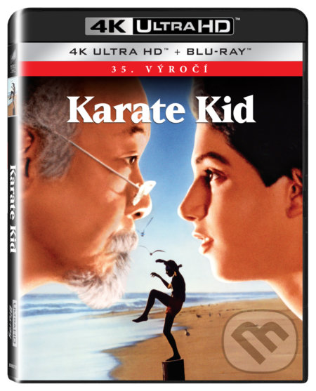 Karate Kid Ultra HD Blu-ray 1984 - John G Avildsen