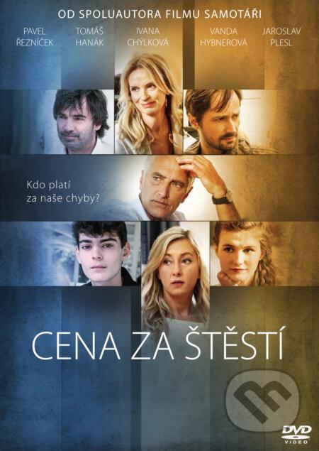 de339a0a0 Film: Cena za štěstí (Olga Dabrowská) (DVD) | Martinus