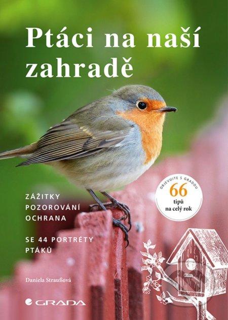 Fatimma.cz Ptáci na naší zahradě Image
