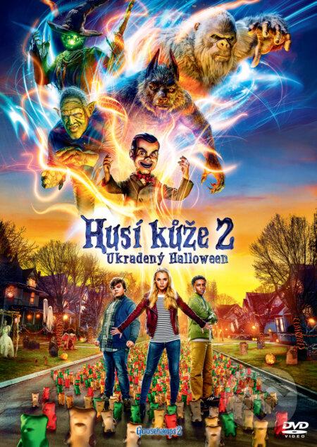 Husí kůže 2: Ukradený Halloween DVD