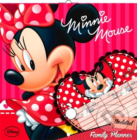 Minnie Mouse - Family Planner Undate -