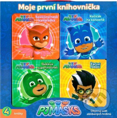 Fatimma.cz Pyžamasky: Moje první knihovnička Image