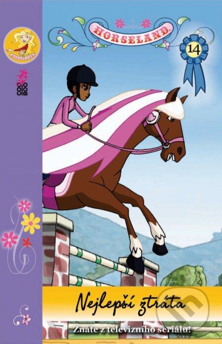 Horseland 14: Nejlepší ztráta - CooBoo