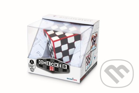 RECENTTOYS Checker Cube -
