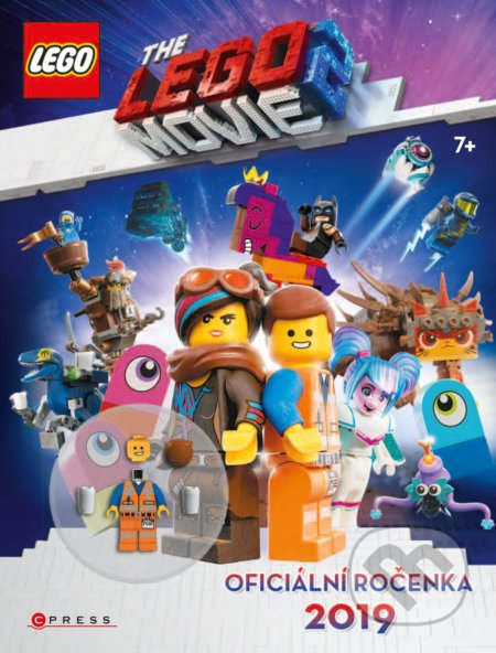 Venirsincontro.it LEGO MOVIE 2: Oficiální ročenka 2019 Image