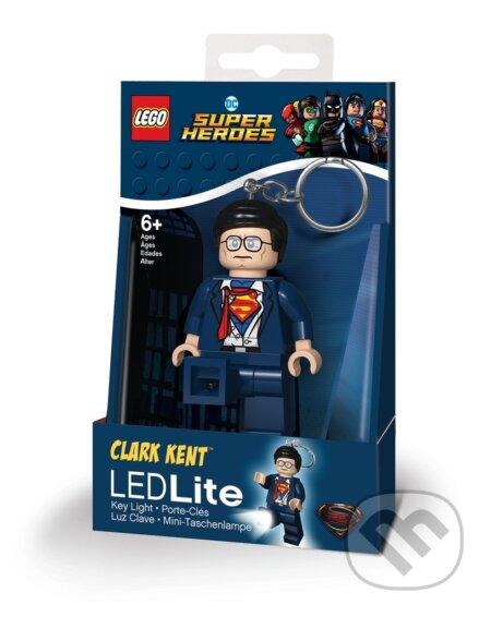 LEGO DC Super Heroes Clark Kent svietiaca figúrka - LEGO