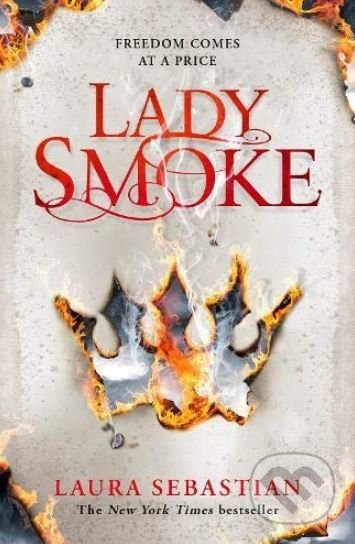 Lady Smoke - Laura Sebastian