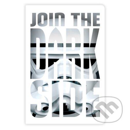 LEGO Star Wars Zápisník - Stormtrooper - LEGO