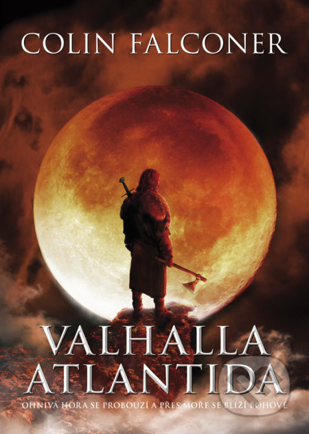 Valhalla Atlantida - Colin Falconer