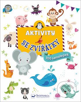 Aktivity se zvířátky - Svojtka&Co.