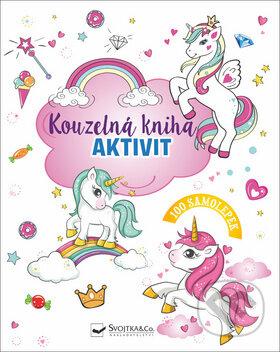 Kouzelná kniha aktivit - Svojtka&Co.