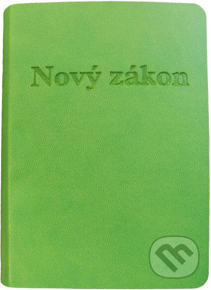 Fatimma.cz Nový zákon (svetlozelená obálka, vreckový formát) Image