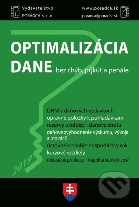 Daňová optimalizácia 2020 - Anton Kolembus