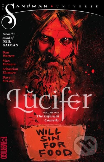 Lucifer (Volume 1) - Dan Watters