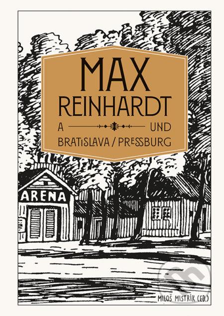 Removu.cz Max Reinhardt a Bratislava /und Pressburg Image
