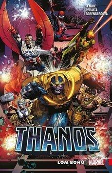 Fatimma.cz Thanos 2: Lom bohů Image